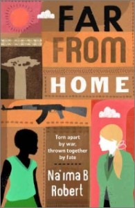 Belonging to the Land–a review of Far From Home by Na'ima B Robert