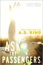 Respecting the Q: Review of Ask the Passengers, by A.S. King