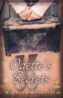 Hiding in Plain Sight: A Review of Odette's Secrets